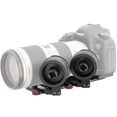 iDC Photo Video SYSTEM ZERO XL2 Follow-Focus for Canon 5D MarkIII