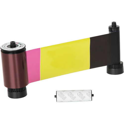 IDP YMCKOK Full-Color Ribbon for SMART-30 and SMART-50-Series Printers