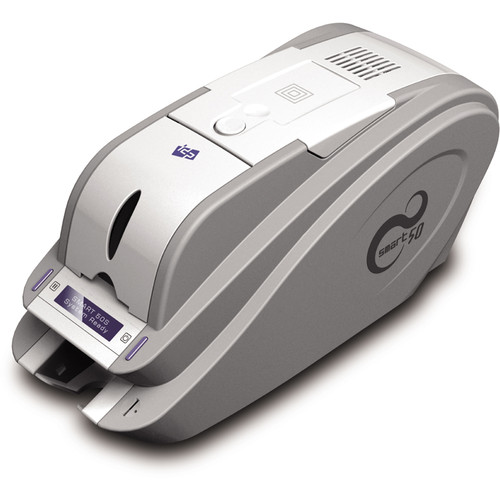 IDP SMART-50S Single-Sided ID Card Printer with Magnetic Encoder
