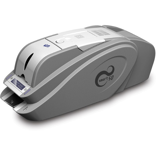 IDP Smart-50DN Dual-Sided Card Printer with USB and Ethernet