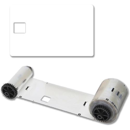 IDP Clear Patch Type 1-Mil Laminate Film (Smart Cut, 250 Cards Per Roll)