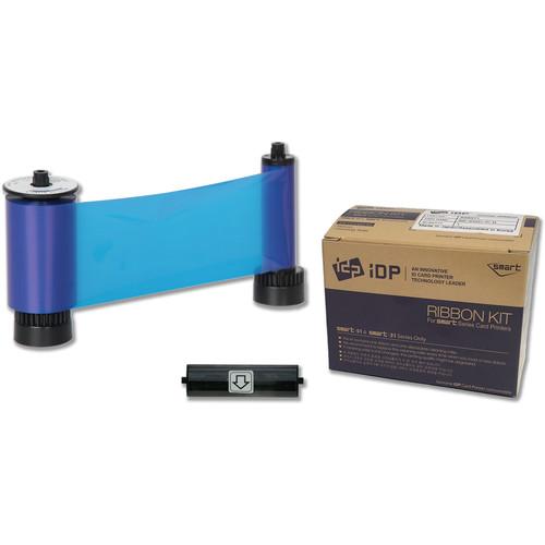 IDP B Resin Blue Ribbon for SMART-51 Printers