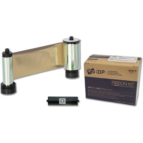 IDP MG Resin Metallic Gold Ribbon for SMART-51 Printers