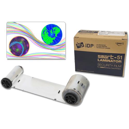 IDP Holographic Celestial Laminate Film for SMART-51L Printer