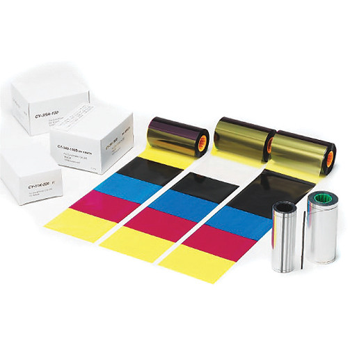 IDP 670106 YMCK Dye Film and Retransfer Film Pack for Wise CXD80 Printers (1000 Prints per Pack)