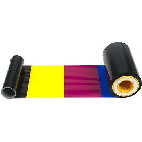 IDP WISE CXD80 YMCKK Ink Ribbon Roll (750 Images/ Roll)