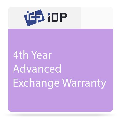 IDP 4th Year Advanced Exchange Warranty for Smart 70-Series Laminator