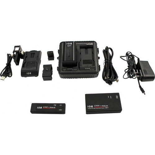 IDX System Technology CW-1 Wireless HDMI Transmitter Kit-A