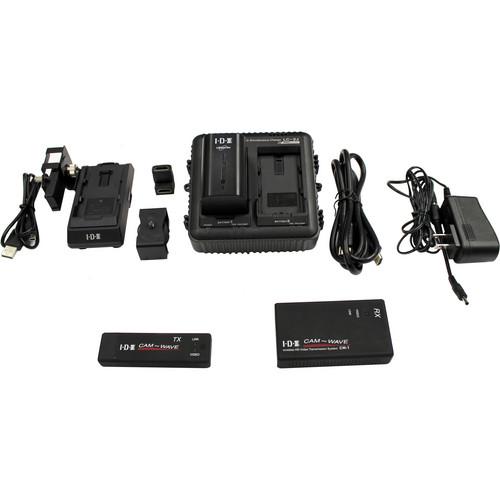IDX System Technology CW-1 Wireless HDMI Transmitter Kit-A