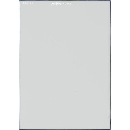 "IDX System Technology 4 x 5.65"" ALPHA-I Solid Neutral Density 0.3 Filter (1-Stop)"