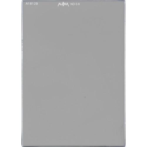 "IDX System Technology 4 x 5.65"" ALPHA-I Solid Neutral Density 0.6 Filter (2-Stop)"