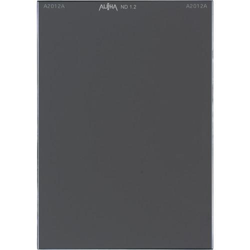 "IDX System Technology 4 x 5.65"" ALPHA-I Solid Neutral Density 1.2 Filter (4-Stop)"