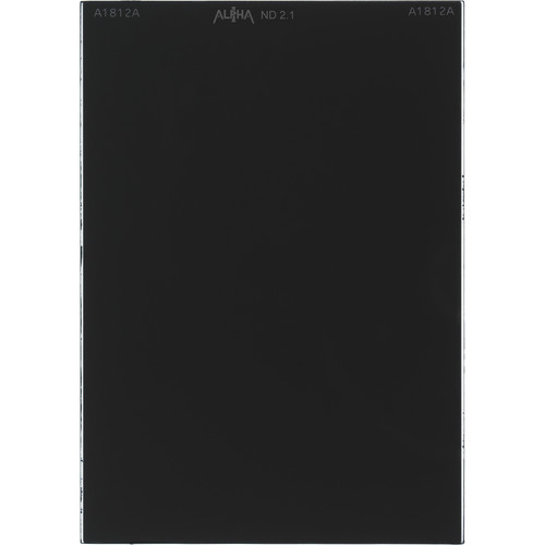 "IDX System Technology 4 x 5.65"" ALPHA-I Solid Neutral Density 2.1 Filter (7-Stop)"