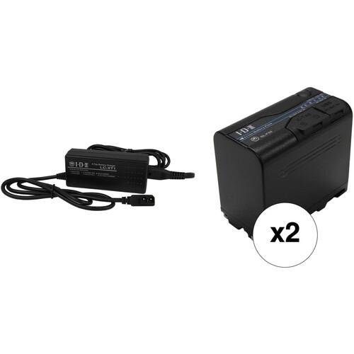 IDX System Technology SL-F50 48Wh L-Series Li-Ion 2-Battery Kit