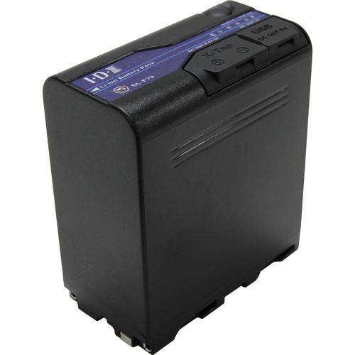 IDX System Technology SL-F70 Lithium-Ion Battery