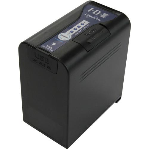 IDX System Technology SL-VBD96 7.2V Li-Ion Battery for Panasonic Cameras