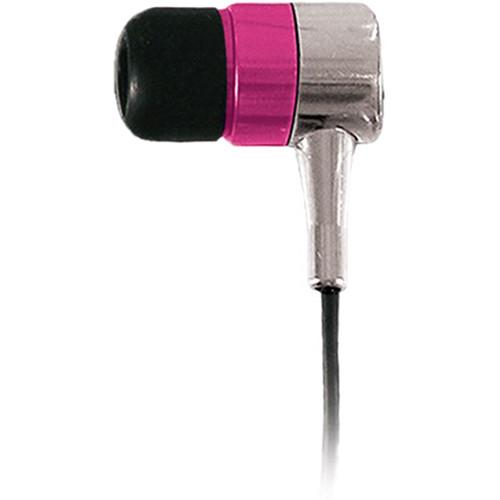 iEssentials Sweetsounds In-Ear Headphones (Pink)