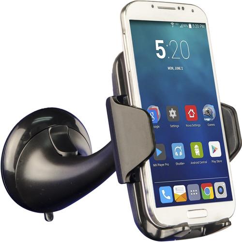 iEssentials Wireless Charger Windshield Mount