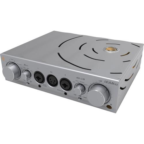 iFi AUDIO Pro iCAN - Studio-Grade Headphone Amplifier and Audiophile Line-Stage