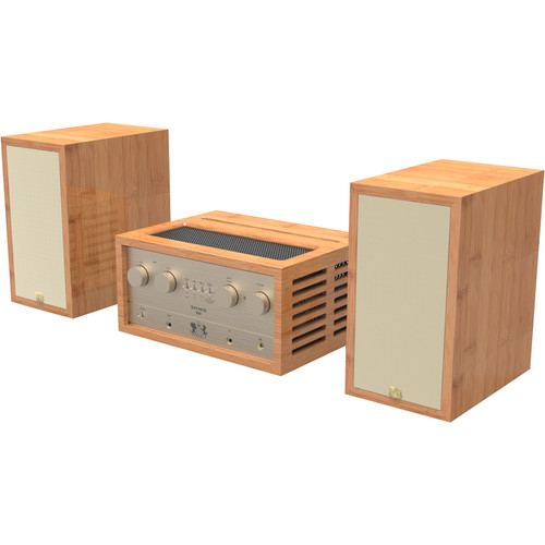 iFi AUDIO Retro 50 Stereo System with LS 3.5 Speaker