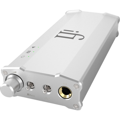 iFi AUDIO micro-iCAN SE - Headphone Amplifier with X-Bass and 3D HolographicSound (Special Edition)