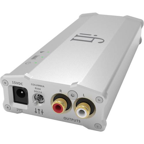 iFi AUDIO micro iPhono2 Stereo Phono Preamplifier