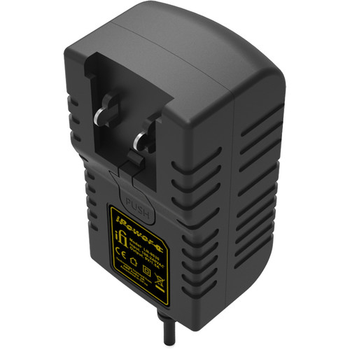 iFi AUDIO iPower Ultra-Low Noise AC/DC Audiophile Power Supply (9V)