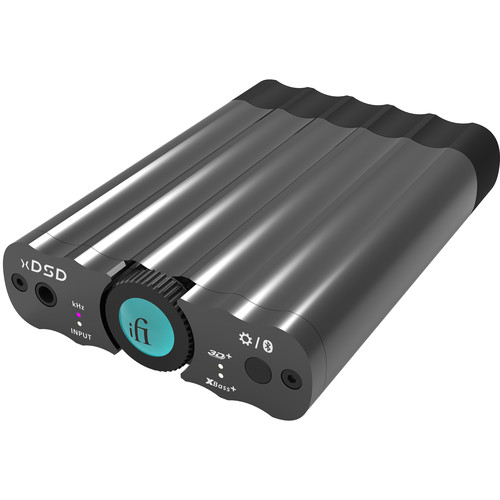 iFi AUDIO xDSD High-Resolution Portable Bluetooth USB DAC