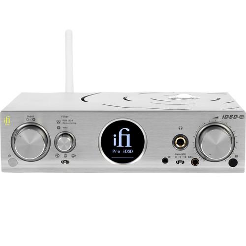 iFi AUDIO Pro iDSD Reference-Grade Digital to Analog Converter & Headphone Amp (4.4mm Headphone Jack)