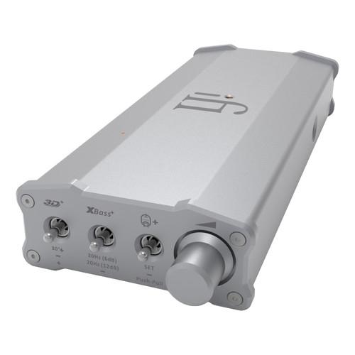 iFi AUDIO micro iTube2 Tube Pre-Amplifier, Buffer & Power Amp