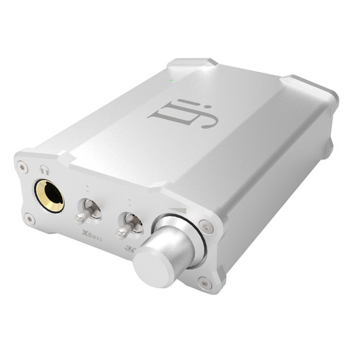 iFi AUDIO nano iCAN - Portable Headphone Amplifier with X-Bass and 3D HolographicSound