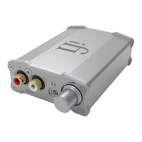 iFi AUDIO Nano IDSD LE Portable DAC/Headphone Amplifier for PCM, DSD & DXD