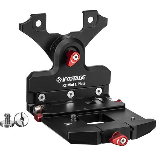 iFootage X2 Mini L-Plate