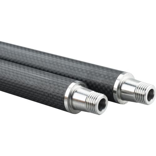 "iFootage 40"" Carbon Fiber Extension Tubes for Shark Slider S1 (Pair)"
