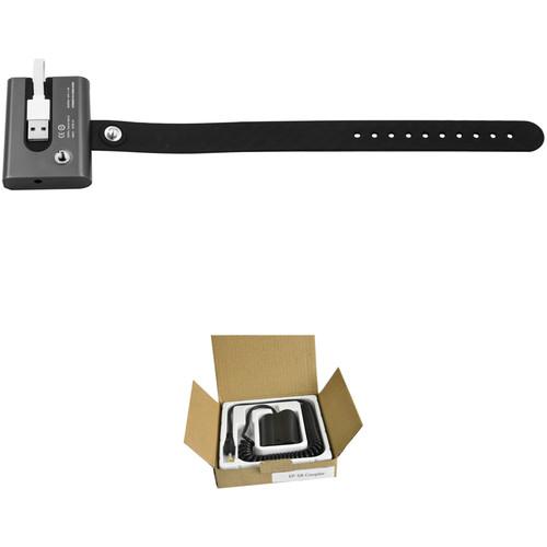 iFootage Electric Ray E1 USB Power Converter and Nikon EP-5B Coupler Kit