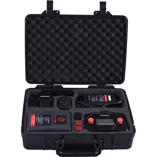 iFootage S1A1 Wireless Motorized Controller System with Battery & Charger for Shark Slider S1