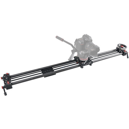 iFootage Carbon Fiber S1 Slider with Dual Extension Tubes