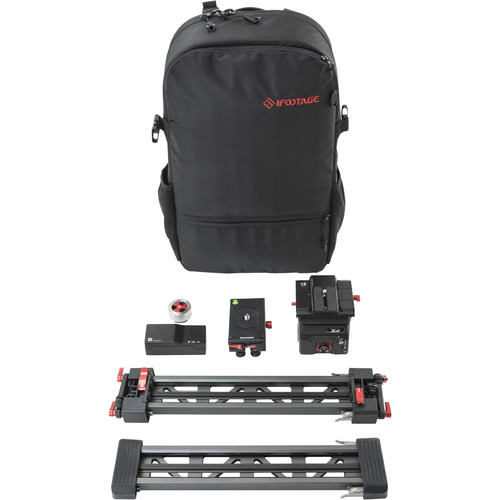 iFootage Shark Slider Mini Complete with Soft Backpack
