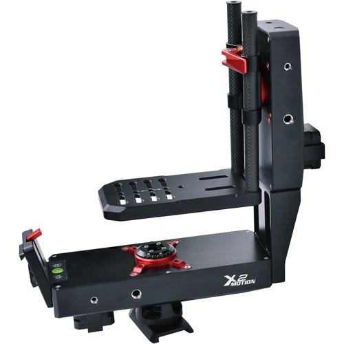 iFootage Motion X2 Pan/Tilt Head Bundle B0