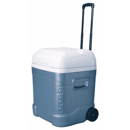 Igloo Ice Cube Maxcold 70 Quart Roller Cooler