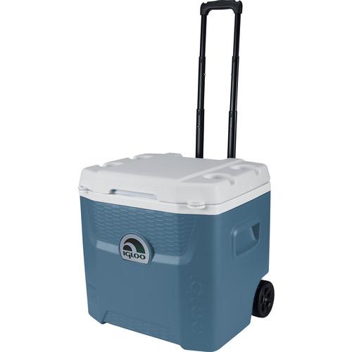 Igloo Maxcold Quantum 52 Quart Roller Wheeled Cooler