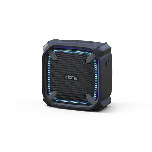 iHome iBT371BG Weather Tough Portable Bluetooth Speaker