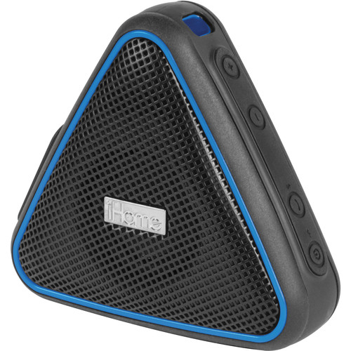 iHome iBT37 Waterproof Bluetooth Speaker
