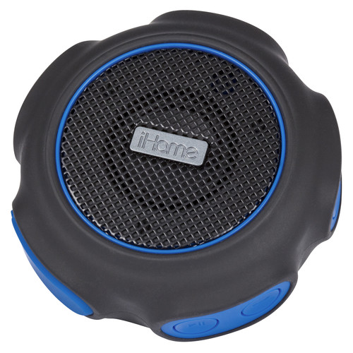 iHome iBT82 Waterproof Bluetooth Speaker