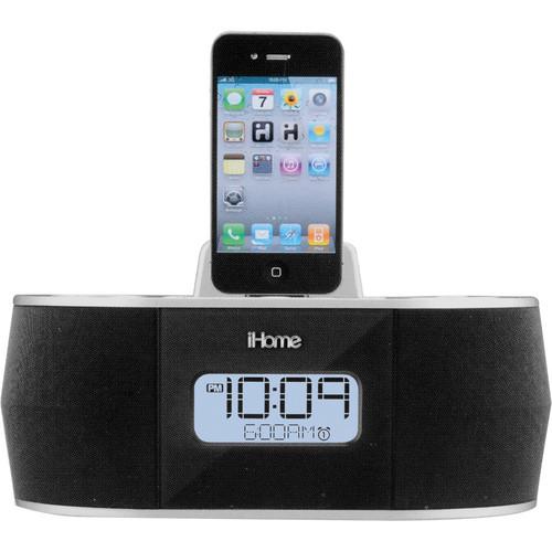 iHome Dual Alarm Stereo FM Clock Radio