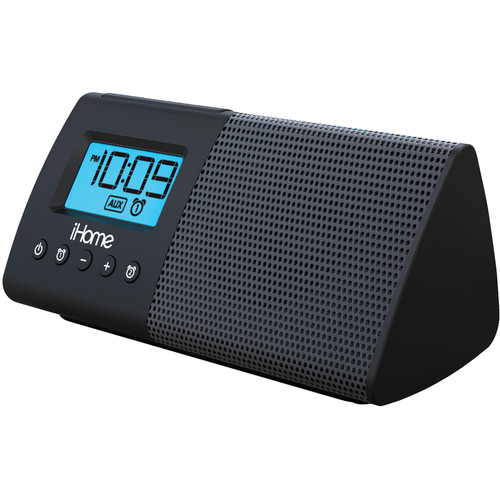 iHome iHM46 Dual Alarm Clock with USB Charging