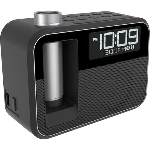 iHome iKT50 Kineta K4 FM Clock Radio with USB Charging