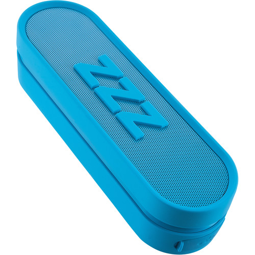 iHome iM14 Jumbo Snooze Bar Alarm Clock with USB Charging (Blue)