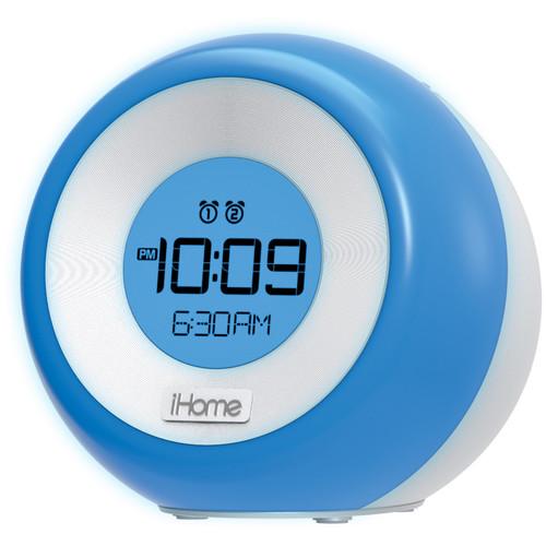 iHome iM29 FM Clock Radio with USB Charging