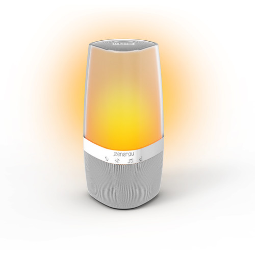 iHome Zenergy Aroma Bluetooth Therapy Speaker
